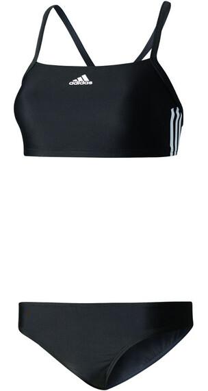 adidas Essence Core 3S Bikini Set Women black/white